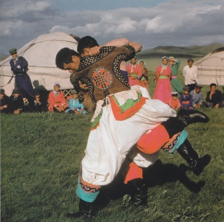 Festival Mongolie