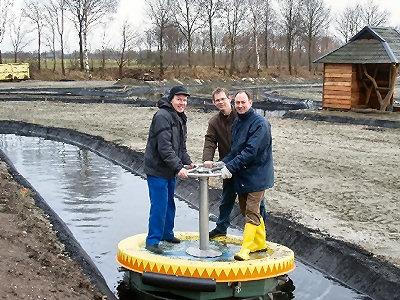 Waterattractie
