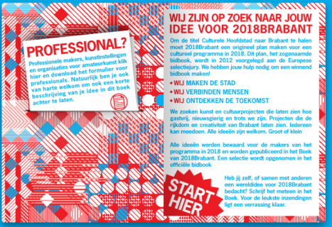 Website Brabant Stad 2018