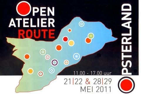Open atelier route brabant