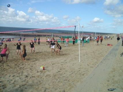 Beachvolleybaltoernooi VC Sarto
