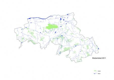Kaarten Brabantstad 2011