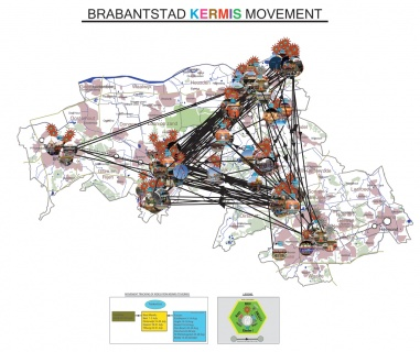 Kermis Mobile Movement! BrabantStad!